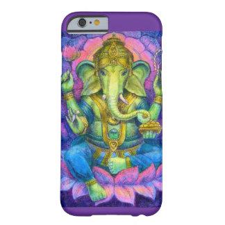 iPhone 6 van Lotus Ganesha de Gelukkige Hindoese Barely There iPhone 6 Hoesje