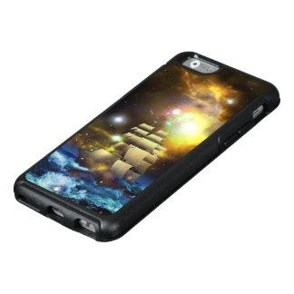 iPhone 6 van OtterBox van het Heelal van het Schip