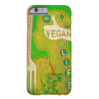 iPhone 6 vegan like Barely There iPhone 6 Hoesje