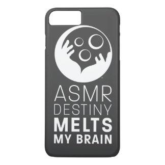 "iPhone 7+/8+ Hoesje - ""het Lot ASMR smelt Mijn"