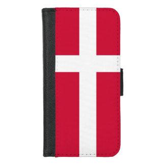 iPhone 7/8 Hoesje van de Portefeuille met vlag van