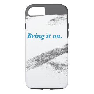 iPhone 7 brengt het op taai hoesje