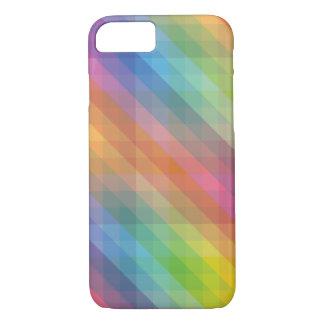 iPhone 7 de kleurenhoogtepunt van het hoesje