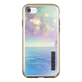iPhone 7 DualPro glanst, Goud Incipio DualPro Shine iPhone 8/7 Hoesje