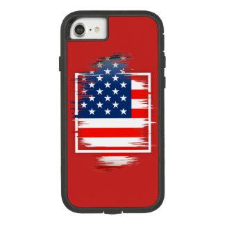 iPhone 7, het Taaie Hoesje van Apple van de Vlag