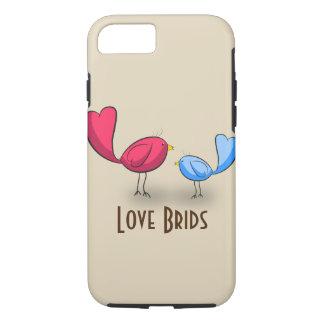iPhone 7, het Taaie Hoesje van Apple van de Vogels