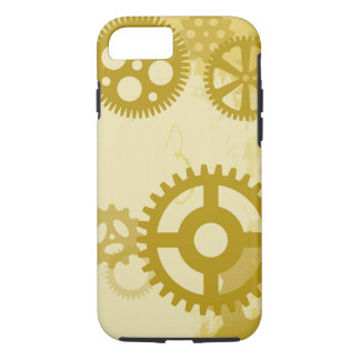iPhone 7, het Taaie Hoesje van Steampunk van de