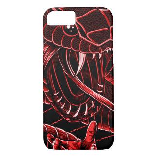 iPhone 7, nauwelijks daar Hoesje van het Serpent