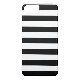 iPhone 7 plus Hoesje - Zwart-witte Gewaagde