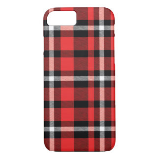 iPhone 7, Stewart Pattern Case