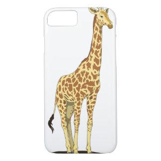 iPhone 7 van Apple hoesje met grafische giraf