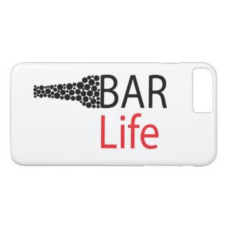 iPhone 7 van Apple van het Leven van de bar plus iPhone 8/7 Plus Hoesje