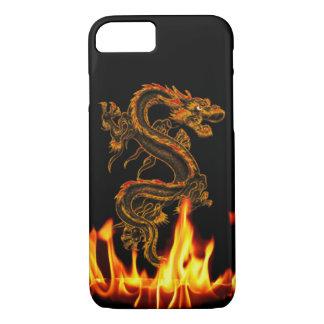 iPhone 7 van de Draak van de Brand van de fantasie iPhone 7 Hoesje