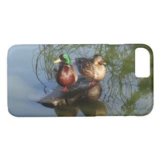 iPhone 7 van de Eenden van de wilde eend #2 Hoesje