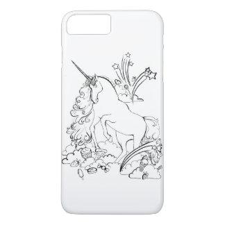 iPhone 7 van de eenhoorn hoesje