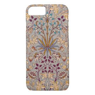 iPhone 7 van de Hyacint van de duif Grijze iPhone 8/7 Hoesje