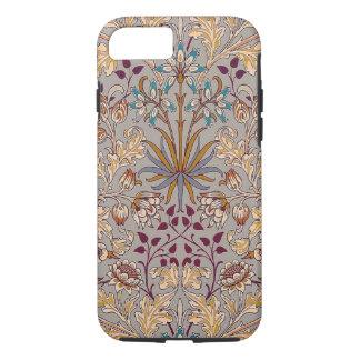 iPhone 7 van de Hyacint van de duif Grijze Taai iPhone 8/7 Hoesje
