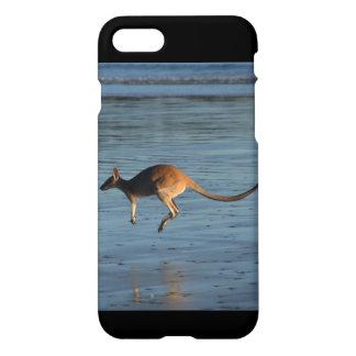 iPhone 7 van de kangoeroe Glanzend Hoesje