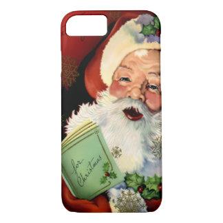 iPhone 7 van de Kerstman nauwelijks daar hoesje