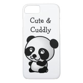 iPhone 7 van de panda hoesje
