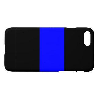 iPhone 7 van de Politie van Blue Line van de iPhone 8/7 Hoesje