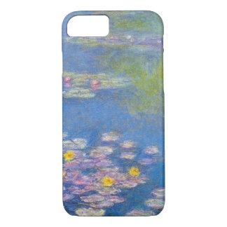 iPhone 7 van de Waterlelies van Monet Gele hoesje