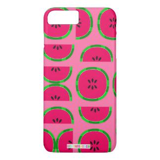 iPhone 7 van de watermeloen plus Hoesje