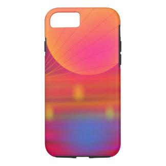 iPhone 7 van de Zon van Hazey van de Zomer van het iPhone 7 Hoesje