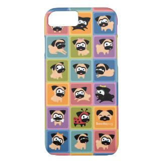 iPhone 7 van het Blok van de Kleur van Tugg hoesje