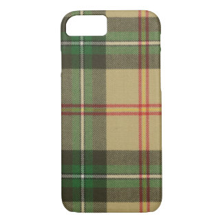 iPhone 7 van het Geruite Schotse wollen stof van iPhone 7 Hoesje