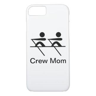 iPhone 7 van het Mamma van de bemanning iPhone 7 Hoesje