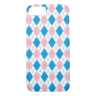 iPhone 7 van het Patroon van de diamant Hoesje