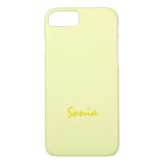 iPhone 7 van Sonia Case-Mate Barely There Hoesje
