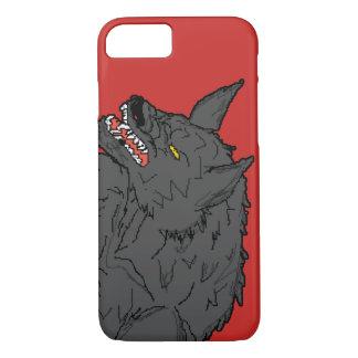 iPhone 7 van Wolfman nauwelijks daar Hoesje