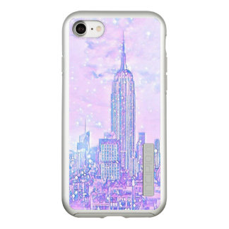 iPhone 8/7 van het Leven van de stad Incipio DualPro Shine iPhone 8/7 Hoesje