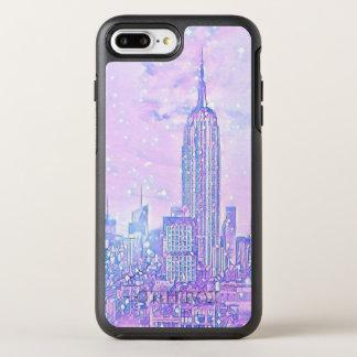 iPhone 8/7 van het Leven van de stad plus Hoesje