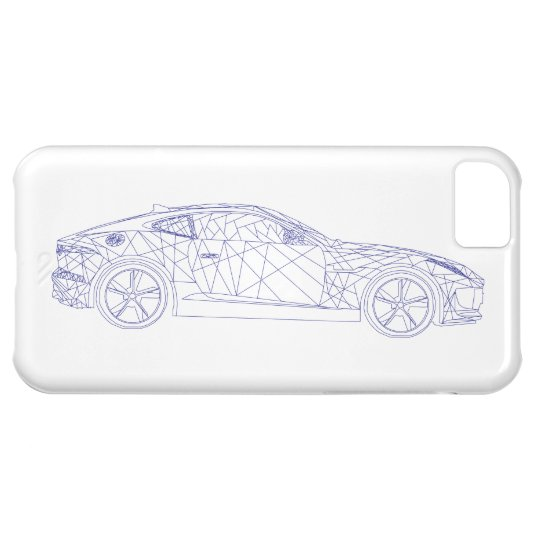 "Iphone Case ""Jaguar Car"""