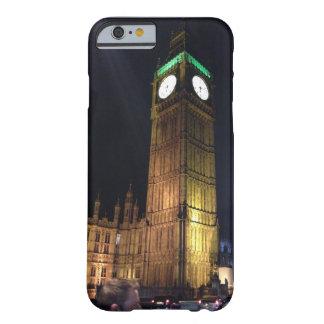 iphone hoesje die Big Ben in Londen afschilderen