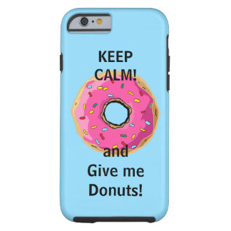 iPhone Hoesje Donuts