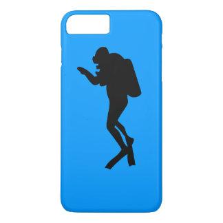 iPhone Hoesje - Scuba-duiker