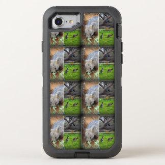 iPhone Otterbox 7 van het Snuifje van de wombat