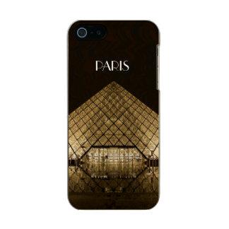 iPhone SE/5/5S Incipio van de Piramide van het Incipio Feather® Shine iPhone 5 Hoesje