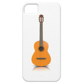 iPhone SE + de Klassieke Gitaar van het iPhone5/5S Barely There iPhone 5 Hoesje
