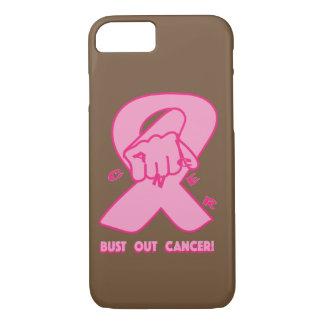 """iPhone uit """"van Kanker van de mislukking"""" 8/7 iPhone 8/7 Hoesje"""