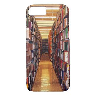 iPhone van de Boeken van de bibliotheek 7/8 Hoesje