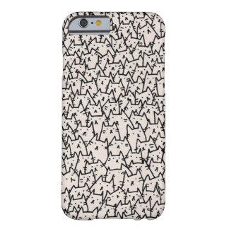 iPhone van de kat