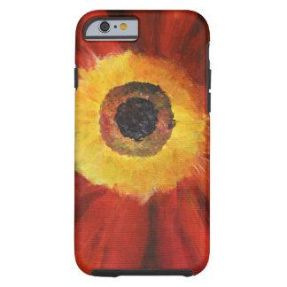 iPhone van de Kunst van de bloem Taai 6/6s, Tough iPhone 6 Hoesje