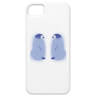 iPhone van de pinguïn/het Hoesje van Samsung