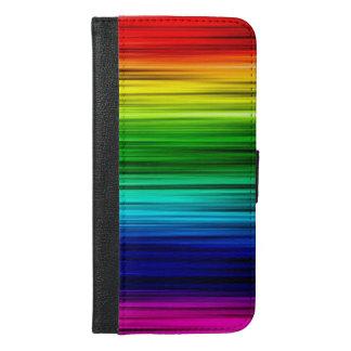 iPhone van de regenboog 6/6s plus het Hoesje van