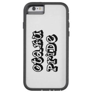 iPhone van de Trots van Otaku 6/6s, het Taaie Tough Xtreme iPhone 6 Hoesje